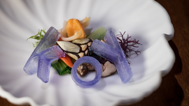 Sugerencia del chef - Koy Shunka, Barcelona