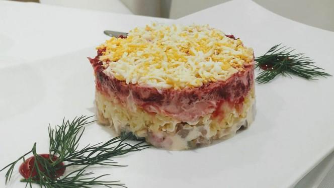 Suggerimento dello chef - Ristorante Parus, Viareggio