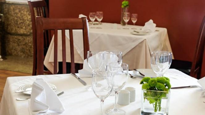 mesa - Restaurante do Convento, Braga