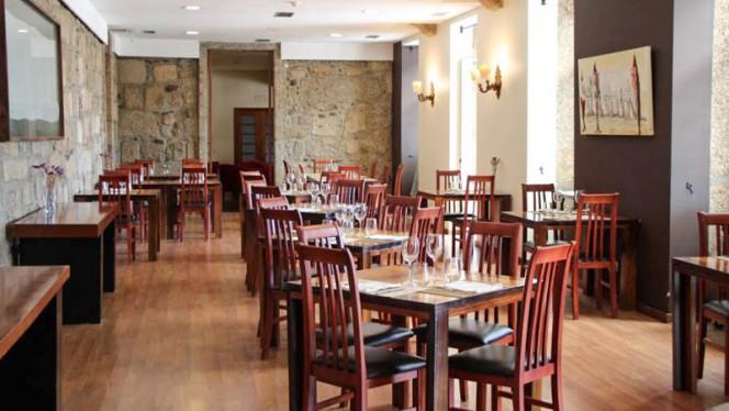Vista da sala - Restaurante do Convento, Braga
