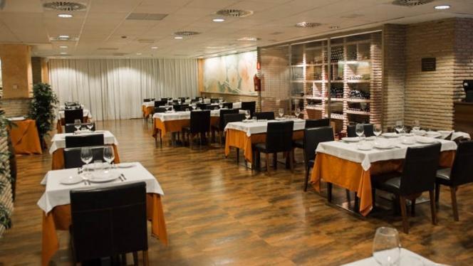 Vista sala - Galileo Club Gastronómico, Valencia