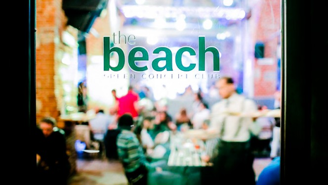 Interno - The Beach - Green Concept Club, Turin