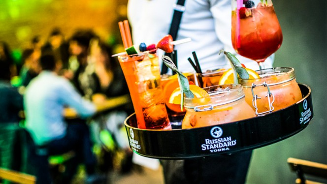 ong drinks alcolici e analcolici - The Beach - Green Concept Club, Turin