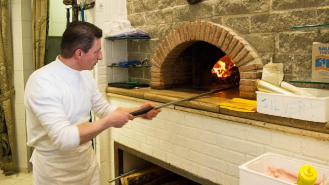 Chef - Piazzetta Il Fico, Rome