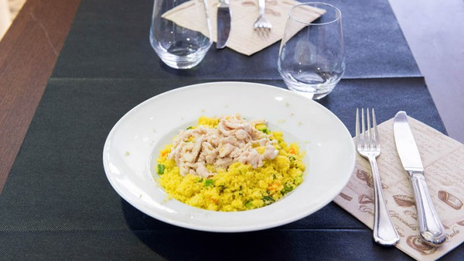 Suggerimento dello chef - Piazzetta Il Fico, Rome