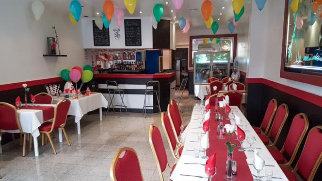 Vue de la salle - Delices d'Arménie, Marsiglia