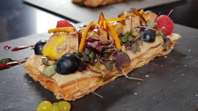 Sugerencia del chef - Cau Faluga, Manlleu