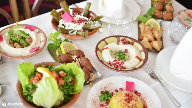 Suggestions de plat - Al Ajami, Paris