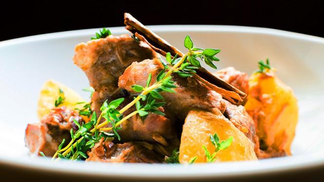 Sugerencias del chef - Ziryab, Barcelona