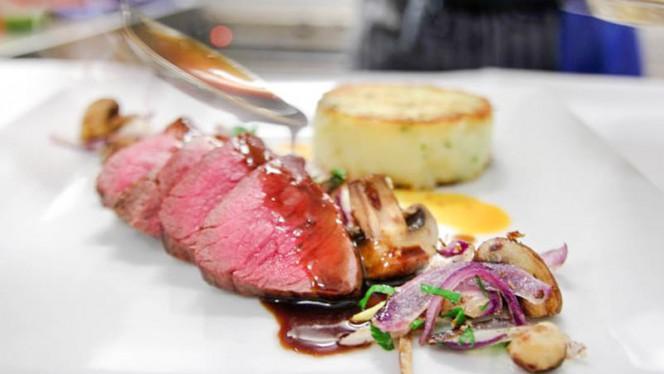 delicious veal - Mårten Trotzig, Stockholm