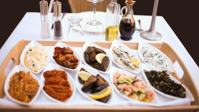 Suggestie van de chef - Levant, Amsterdam
