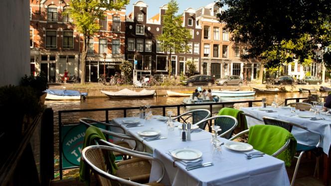 Terras - Levant, Amsterdam