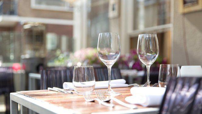 Terras - Restaurant Eetwaar Pim & Marieke, Groningen