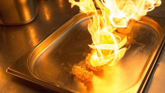 suggestie van de chef - Restaurant Eetwaar Pim & Marieke, Groningen