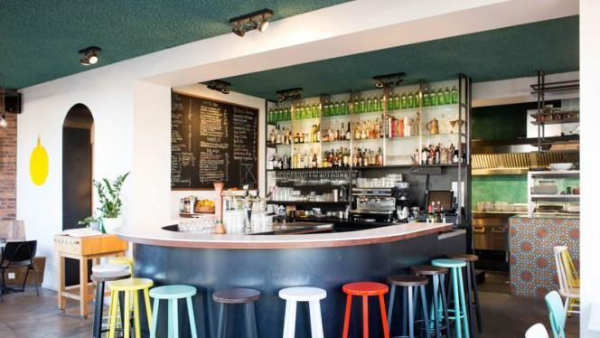 Het restaurant - Pikoteo, Amsterdam