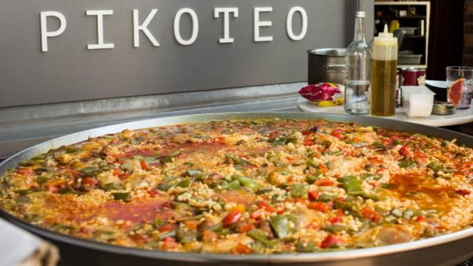 Suggestie van de chef - Pikoteo, Amsterdam