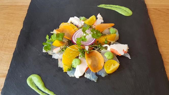 Suggestie van de chef - Hotel de Kaai, Steenbergen