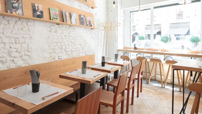 Sala del ristorante - Tokyo Table, Milan