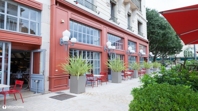 Entrée - Le Splendid, Lyon