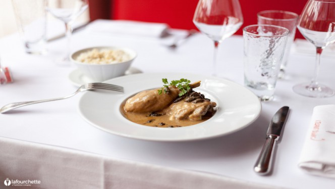 Suggestion du chef - Le Splendid, Lyon
