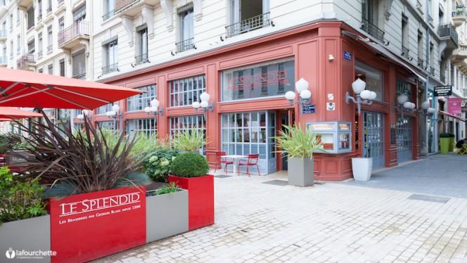 Vue extérieure - Le Splendid, Lyon