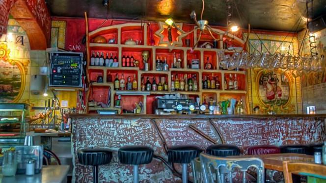 Het restaurant - Pata Negra, Amsterdam