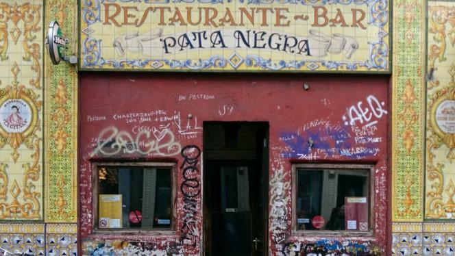 Ingang - Pata Negra, Amsterdam
