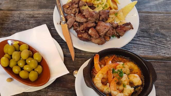 Suggestie van de chef - Pata Negra, Amsterdam