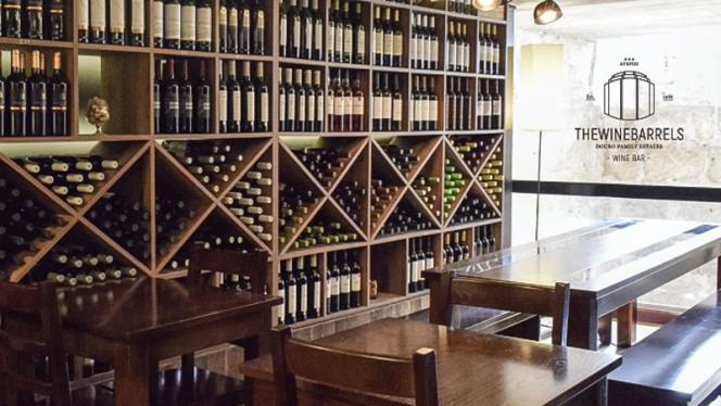 Sala - The Wine Barrels, Porto