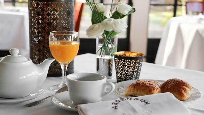 Petit déjeuner - Argenson, Lyon