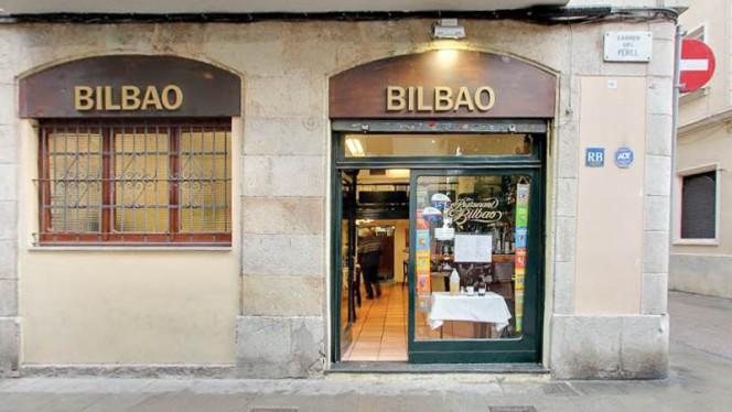 Entrada - Bilbao, Barcelona