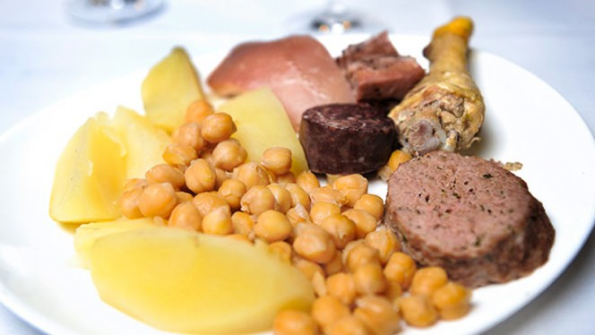 Sugerencia del chef - Bilbao, Barcelona