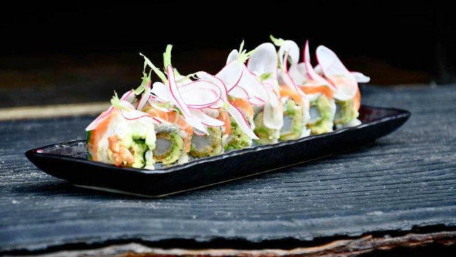 sushi detail - Karma Sushi Aalborg, Aalborg