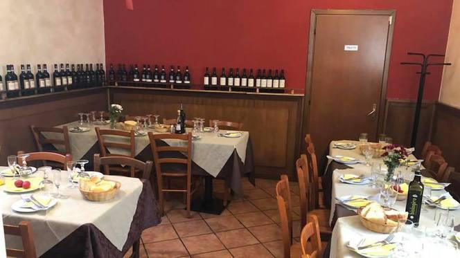 La sala - Ristorante Da Mario e Lory, Milan