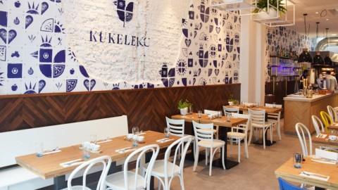 Restaurant KUKELEKU, Amsterdam