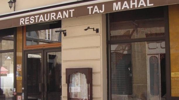 La devanture - Taj Mahal, Bordeaux
