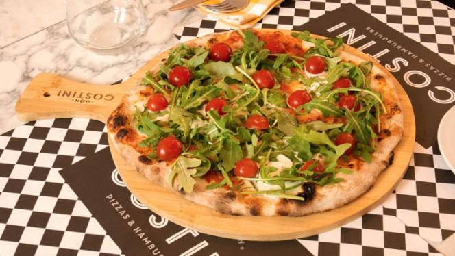 Pizza Caprese - Don Costini (Cais do Sodré), Lisboa