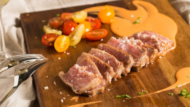Sugerencia - El Jefe Traveling Food, Madrid