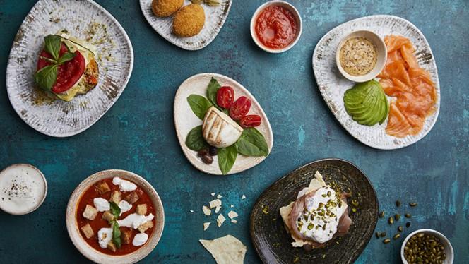 Food to Share Estate 2019 - Obicà Mozzarella Bar, Campo dei Fiori, Rome