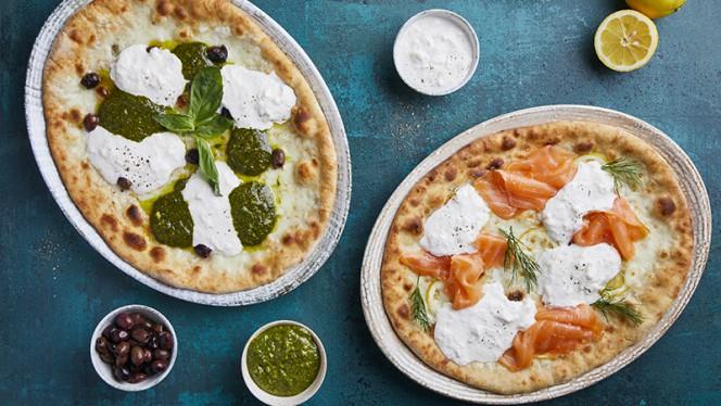 Pizze Estate 2019 - Obicà Mozzarella Bar, Campo dei Fiori, Rome