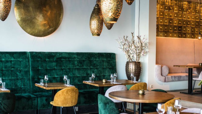 Restaurant - Nomad Amsterdam, Amsterdam