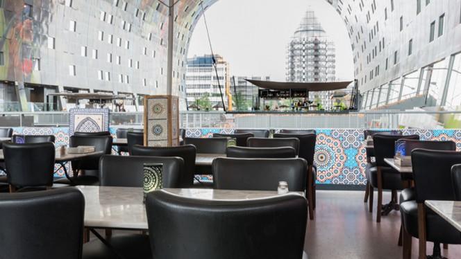Het restaurant - Andalus Fish, Rotterdam