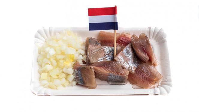 Hollandse Haring - Andalus Fish, Rotterdam