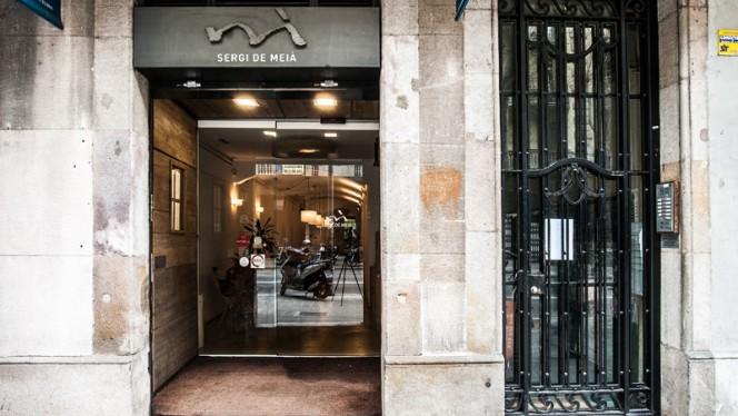 Entrada - Sergi de Meià, Barcelona