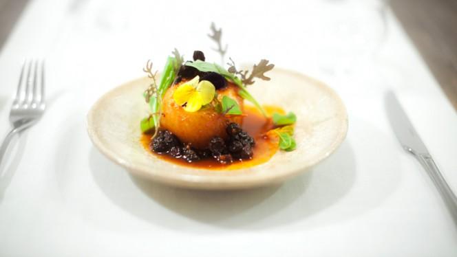Sugerencia de plato - Sergi de Meià, Barcelona