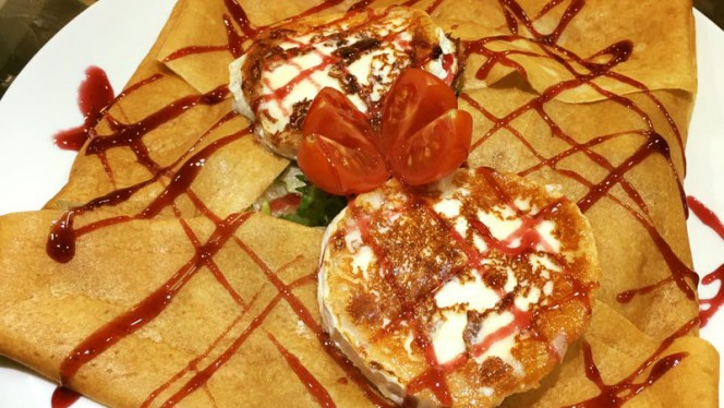 Sugerencia del chef - Crêpe Souzette Café, Coslada