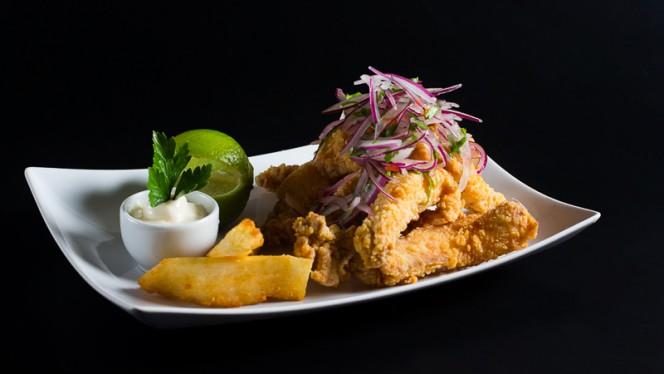 Sugerencia del chef - Lima 72, Barcelona