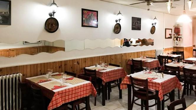 Salle de Restaurant - La Mariposa, Toulouse