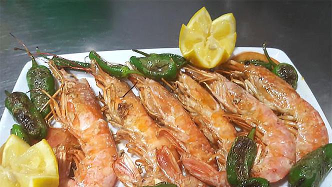 Sugerencia del chef - Taberna los Dave's, Madrid