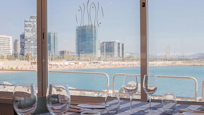 Mesa con vistas - Barcelona Beach Club, Barcelona